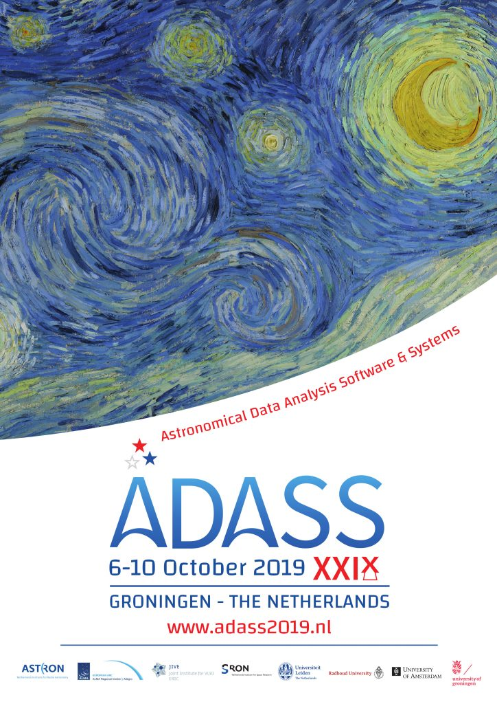 d974e8102ff The 29th edition of ADASS will be held October 6-10, 2019 at Martiniplaza,  in Groningen – The Netherlands.